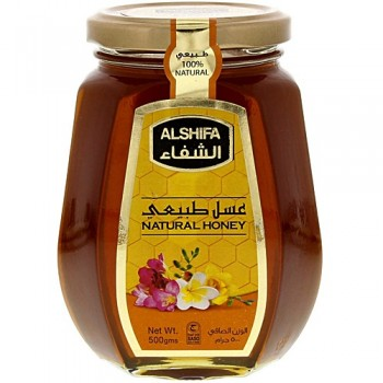 Madu Al Shifa ASLI (Saudi)/Al-Shifa Honey