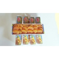 Turkish Dried Apricots-Snack Pack/Aprikot Kering.200g/Pack
