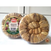 Turkish Dried Figs/Buah Tin jenis Garland.500g/Pack