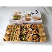 Promo!Turkish Baklava.(Daily Fresh)-New Packaging! 500g/Box